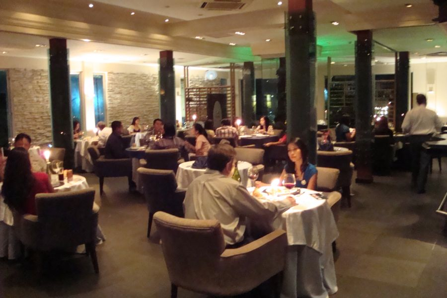 Wine And Dine At Fine Dining Yats Restaurant In Clark Pampanga