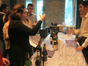 Wine Tasting Event at Yats Restaurant in Pampanga