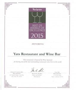 Best Restaurant Wine List in Philippines